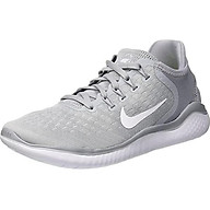Nike Women s Free RN 2018 Running Shoes (Photo Blue White, 6 M US) thumbnail
