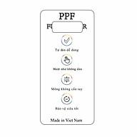 Dán dẻo PPF full Samsung Note 8 - Hàng nhập khẩu thumbnail