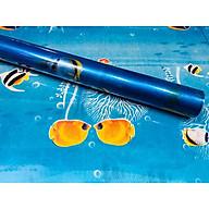 Decal dán kính đại dương xanh - có sẵn keo - dán cửa toilet - cửa phòng ngủ - phòng bếp - phòng khách DK46 thumbnail