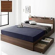 Giường ngủ ALALA châu âu 1m4 x 2m - Thương hiệu alala.vn - ALALA32 thumbnail