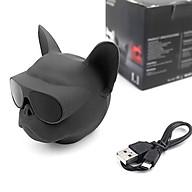 Loa Bluetooth Mini Đầu Chó Bull GUTEK L1, Loa Cầm Tay Không Dây Di Động Nghe Nhạc Cực Hay Pin Sạc Dùng Lâu Màu Sắc Đa Dạng, Cá Tính Chống Thấm Nước Tốt Hỗ Trợ Thẻ Nhớ, Đài Fm, USB, Cổng 3.5, Nhiều Màu Sắc - Hàng Chính Hãng thumbnail