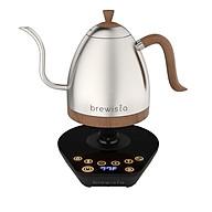 Ấm kiểm soát nhiệt độ chuyên dụng pha chế Cafe Artisan Gooseneck Variable 0.6L - Chính hãng Brewista thumbnail