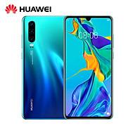 Global Version HUAWEI P30 Mobile Phone 6.1inch 8GB RAM 128GB ROM 40MP+32MP Android 9.0 Kirin 980 Octa Core 3650mAh thumbnail