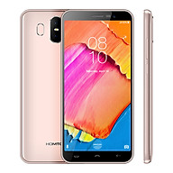 Homtom S17 Mobile Phone 5.5inch 18 9 Display Android8.1 MT6580 Quad Core 2GB RAM 16GB ROM Phone 13MP+2MP Dual Cam thumbnail