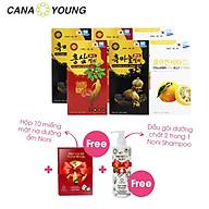 Set 6 hộp quà tặng collagen jelly 3 vị hỗ trợ làm đẹp và săn chắc da thumbnail