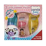 Combo 3 chai nước hoa em bé Panda Baby 100ml thumbnail
