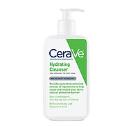CeraVe Hydrating Cleanser - Sữa Rửa Mặt Cho Da Khô, Hỗn Hợp Khô Nhạy Cảm thumbnail