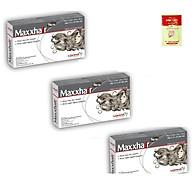[COMBO 3 HỘP] Thực phẩm bảo vệ sức khỏe Maxxhair giúp tóc mọc nhanh giúp ngăn rụng tóc.( tặng 1 dầu gội đầu thái dương hương hoa ) thumbnail