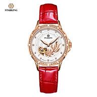 Đồng hồ Nữ STARKING AL0322ML51 Máy Cơ Tự Động (Automatic) Kính Sapphire thumbnail