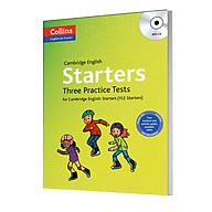 Practice Tests For Cambridge English Starters thumbnail