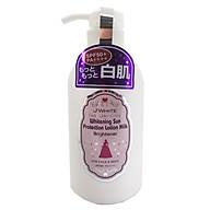 Sữa Dưỡng Thể J WHITE SUN PROTECTION BODY Dưỡng Trắng, Bật Tông, Chống Nắng Toàn Thân SPF50+ PA++++ 450ML thumbnail