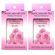 Combo 2 chai nước hoa bỏ túi Enchanteur Romantic 18ml 2 thumbnail