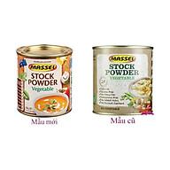 Hạt nêm Massel vị Rau Củ 100% không bột ngọt của Úc thumbnail
