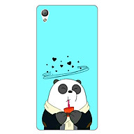 Ốp lưng dẻo cho Sony Z3 _Panda 04 thumbnail