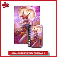 Decal Trang Trí Máy Tính Casio Vinacal Game Liên Quân 098 thumbnail