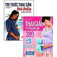 Combo Cẩm Nang Thai Giáo thumbnail