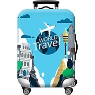 Túi bọc bảo vệ vali - Áo vỏ bọc vali H12 thumbnail