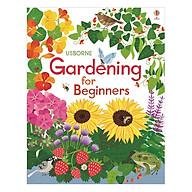 Usborne Gardening for Beginners thumbnail