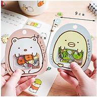 Set 50 Sticker Hình Dán Trang Trí Sổ Kế Hoạch Hình Gấu Dễ Thương thumbnail