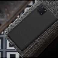 Ốp lưng dành cho SamSung Galaxy Note 10 Lite chính hãng Nillkin dạng sần thumbnail
