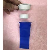 Bịt nắp cống silicon chống mùi thoát sàn, ngăn trào ngược nhà tắm,ngăn côn trùng xâm nhập bằng Silicone thumbnail