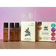 Set 3 Chai Tinh Chất Dưỡng Missha Time Revolution Artemisia Treatment Essence Mini 5ml x3ea thumbnail