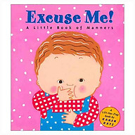Excuse Me a Little Book of Manners thumbnail