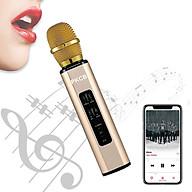 Micro không dây Karaoke di động có thể sạc lại đa chức năng mini, Micro bluetooth - Hàng Chính Hãng PKCB thumbnail