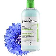 Nước tẩy trang Panaderma 500ml hương việt quất nắp xanh thumbnail