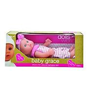 Đồ chơi Búp bê DOLLSWORLD Tắm cùng bé Grace DW8811 thumbnail