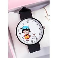 Đồng hồ thời trang nữ dây cao su bé gái Candycat PKHRCAT002 (Đường kính mặt 36 mm) thumbnail