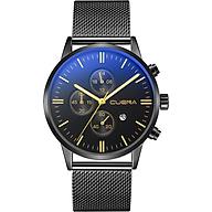Đồng hồ nam CUENA hàng cao cấp, thiết kế phong cách doanh nhân, chạy full kim, full box thumbnail