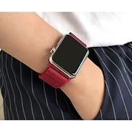 Dây đeo Sport Loop thay thế cho Apple Watch Series 1.2.3.4 đủ vòng tay thumbnail