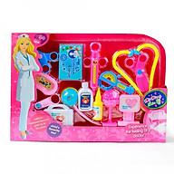 Hộp đồ chơi nhập vai Bác Sĩ Đồ chơi trẻ em (Nhiều màu) thumbnail