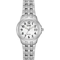 Citizen Women s EW1540-54A Eco-Drive Silhouette Sport Stainless Steel Watch thumbnail