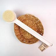 Cây bàn chải tắm (kỳ lưng) 37cm - hàng nhập khẩu Nhật Bản thumbnail