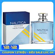 Nautica Voyage Heritage Eau de Toilette 100ml thumbnail