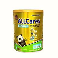 Sữa công thức ALLCares IQ Plus+ 1 lon 900g - Giúp phát triển não bộ, tiêu hoá khoẻ mạnh của NutiFood thumbnail
