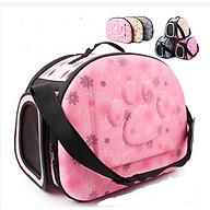 Túi xách chó mèo, túi vận chuyển thú cưng cao cấp, thuận tiện cho việc di chuyển thú cưng đi xa thumbnail