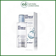 Sữa Dưỡng Trắng Da Sur.medic Super Glutathione 100 Bright Emulsion 120ml thumbnail