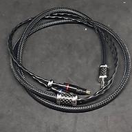 Dây cáp tai nghe CANARE giắc 4.4mm mạ Rhodium - HD650 thumbnail