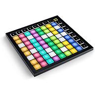 Novation Launchpad X - Bàn Chơi Nhạc Điện Tử, 64 phím, pad RGB nhiều màu sắc, tương thích các phần mềm sáng tác nhạc - Hàng Chính Hãng thumbnail