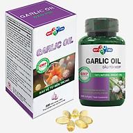 Thực phẩm chức năng Dầu Tỏi MDP - Garlic Oil - Chiết xuất từ dầu tỏi tía nguyên chất thumbnail