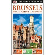 DK Eyewitness Travel Guide Brussels, Bruges, Ghent and Antwerp thumbnail