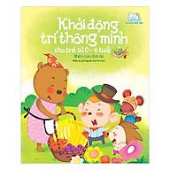 Khởi Động Trí Thông Minh Cho Trẻ Từ 0-6 Tuổi - Nhện Con Đan Áo thumbnail
