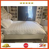 Chăn Hè Cao Cấp DADA - Chất liệu 100% Cotton mềm mịn mát - Size 2m2x2m - Chuyên dụng trong Khách Sạn Resort 5 sao - Hàng Độc Quyền Chính Hãng thumbnail