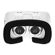 Kính Thực Tế Ảo 3D DIY Trắng Cho iPhone Samsung Điện Thoại 3.5 6.0 thumbnail