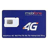 Sim 4G Mobifone C90N - ĐĂNG KÝ ĐÚNG CHỦ - (Nạp 90k tháng 4Gb ngày, Gọi nội mạng miễn phí 1000 phút, ngoại mạng 50 phút miễn phí) - Không bị cắt sim thumbnail