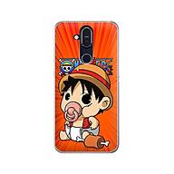 Ốp lưng dẻo cho điện thoại Nokia 8.1 - 01173 7854 DAOHAITAC08 - One Piece - Hàng Chính Hãng thumbnail