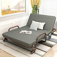 Sofa giường gập gọn - Giường gấp - Giường ngủ văn phòng Loại 70x192cm thumbnail